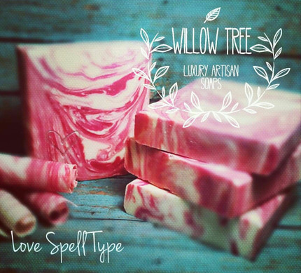 Love Spell (type) Luxury Artisan Soap