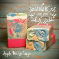 Apple Mango Tango (Gain Type) Luxury Artisan Soap