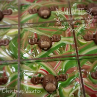 Christmas Vacation Luxury Artisan Soap - Limited Edition