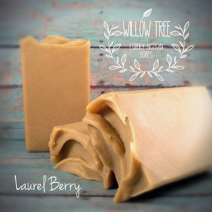 Aleppo Laurel Berry Luxury Artisan Soap - All Natural