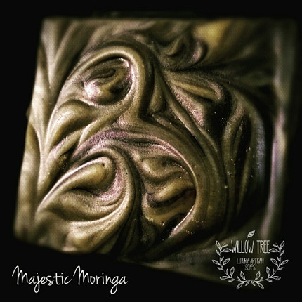 Moringa Magic Luxury Artisan Soap - All Natural
