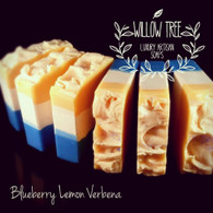 Blueberry Lemon Verbena Luxury Artisan Soap