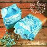 Summer Vacation Luxury Artisan Soap