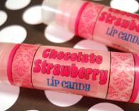 Chocolate Strawberry Lip Balm - The Best Lip Balm