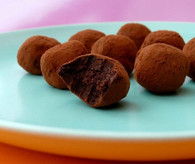 Orange Chocolate Truffle Lip Balm - Lip Candy Lip Balm