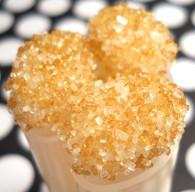 Caramel Sugar Lip Scrub - Lip Scrub - Exfoliating Sugar Lip Scrub