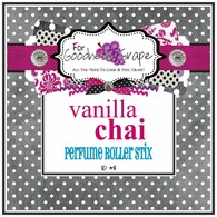 Vanilla Chai Roll On Perfume Oil - 10 ml