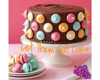 Let Them Eat Cake (type) Solid Perfume Stick