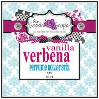 Vanilla Verbena (type) Perfume Oil - 10 ml - Roll on Perfume