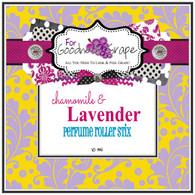 Chamomile & Lavender (essential oils) Perfume Oil - 10 ml - Roll On Perfume