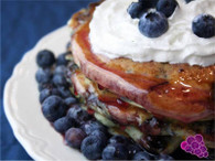 Blueberry Pancakes Lip Balm - The Best Lip Balm