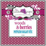 Woods and Berries Perfume Oil - 10 ml - Roll On Perfume