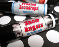 Snow Angels (type) Solid Perfume Stick