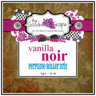 Vanilla Noir (type) Perfume Oil - 10 ml - Roll on