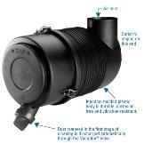Donaldson G082526 Air Cleaner