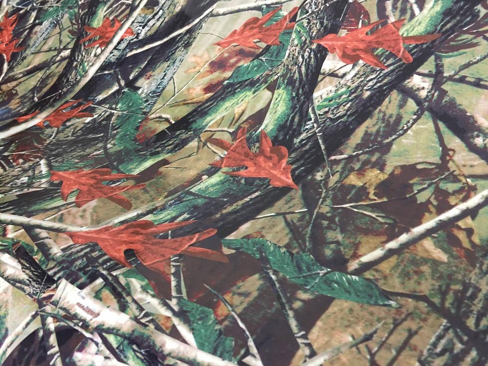 Realtree Camo Wrapping Vinyl
