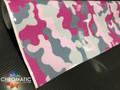 Pink Camo Vinyl with ADT
