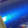 Gloss Metallic Vinyl with ADT - Blue