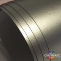 Matte Chrome Vinyl with ADT - Silver Aluminium