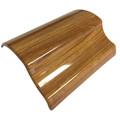 Gloss Teak Wood Vinyl Wrap with ADT