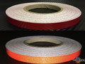 Red Reflective Safety Tape - 1cm x 45.7m