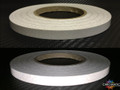 White Reflective Safety Tape - 1cm x 45.7m