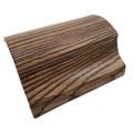 Distressed Larch Wood Vinyl Wrap