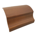 Mocha Oak Wood Vinyl Wrap