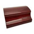 Gloss Red Mahogany Wood Vinyl - Eco Series