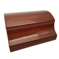 Gloss Summer Teak Wood Vinyl - Eco Series
