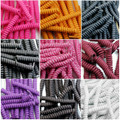 Vizi Coil Self Tying Spring Laces Shoes/Trainers/Boots