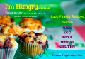 """I'm Hungry"" Milk (Dairy & Lactose), Egg, Soya, Wheat & Gluten Free Recipe Book For Those Allergy's/Intolerance's"