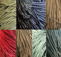 Round Cord Waxed 3/4mm Hiking Walking Work Boot Laces
