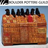 Boulder Potters Guild Show & Sale, May 4-7, Boulder County Fairgrounds