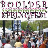 Boulder SpringFest, April 29-30