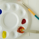 Basic Color Mixing Workshop, Saturday, July 18, 2-4pm, $75
