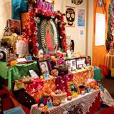 Dia de lost Muertos, Longmont Museum of Culture, through November 7