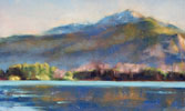 Pastel Demo: Denver in Late Afternoon with Desmond O'Hagan; Saturday, July 15, 1-3pm, Denver store
