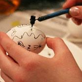 Ukrainian Egg Decorating Demo with Helen Lozynsky, Saturday, April 1, 1-3pm, Denver store only