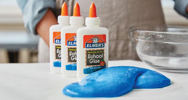 Elmer's Glue Jumbo Slime Recipe