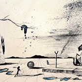 Dali & Picasso: Drawings and Prints, Fort Collins Museum of Art, November 3-January 7
