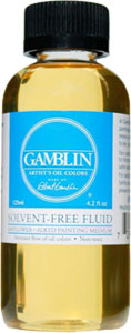 Gamblin Solvent-Free Fluid