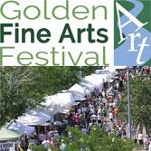 Golden Fine Arts Festival, August 19-20, Historic Downtown Golden