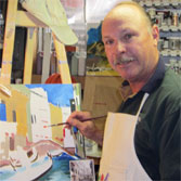 Holbein Vernet Oil Color with John Swan: all stores January 16, 17, 23
