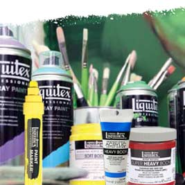 Liquitex Aerosol & Marker Demo with Peter Andrew: Boulder 9-18 | Colorado Springs 9-19 | Denver 9-20