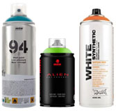 Mix & Match Aerosol Cans