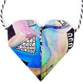 I Love Origami Heart