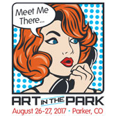 Art in the Park, August 26-27, Parker