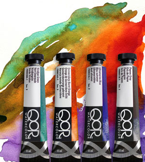 QoR Watercolor 40% OFF MSRP thru May 5