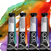 QoR Watercolor Demo with Mary Morrison, Denver store, June 28, 1-3pm
